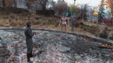Fallout 4 bugs carried over to Fallout 76 like the power armor one.