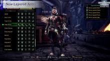 Hunting in style with Great Girros layered armor!