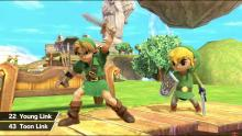There's a lot of debate on whether Young Link or Toon Link is superior