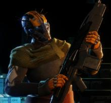 Doing quests and bounties for Banshee-44 will grant you fusions, auto rifles, and many other weapons.