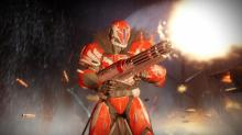 A really fun auto rifle to use is the Sweet Business exotic.