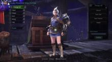 Looking official with brigade layered armor!
