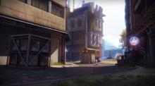 Crucible maps like this one gives you long distances and open spaces, perfect for snipers!