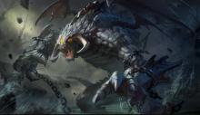 Ursa's nemesis, Roshan - is always on his mind. Kill him to make Ursa happier.