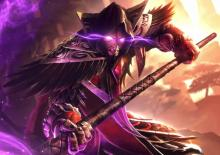 One of Mage's skins