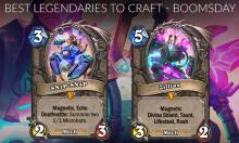Best Boomsday Legendaries