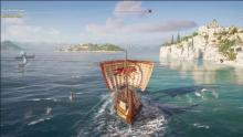 Naval access adds a whole new dimension to Assassin's Creed Odyssey.