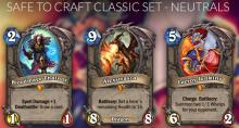 Safe to Craft Legendaries