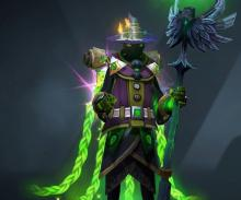 A great hero when it comes to versatility and epic support for Slardar.