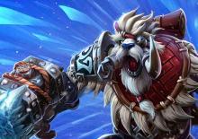 A powerful hero to keep enemies within striking range of Slardar.