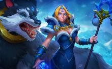 When papa bear's not around, Crystal can team-up with Slardar for a deadly combination in lane.