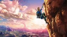 Gamers will get to scale mountains in Legend of Zelda Breath of the Wild