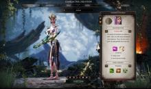 Divinity: Original Sin II has a unique look on character creation