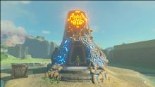Any shrine you find can be returned to at any point