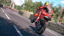 Featuring the fabled Isle of Man Circuit, players rocket around covering 30+ miles per lap.