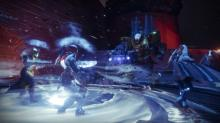 A Warlock's Healing or Empowering rift is crucial to a fireteam that's in a tight spot.