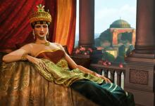 Theodora of the Byzantine empire gets a bonus belief when founding a religion.
