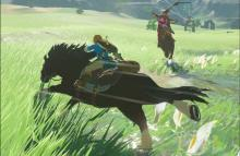 Enemies can ride horses too, but you can take them if you kill the enemy.