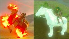 Horses can die just like any other creature in BOTW