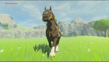You can control how quickly horses move