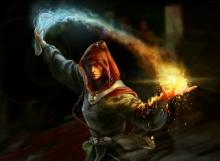 Magic can be mixed with other forms of combat to create even more powerful characters.