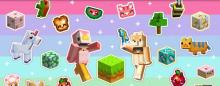 What an oddly cute pack for Minecraft