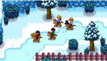 Stardew Valley has seasons as an integral part of the game. Choose your crops wisely!
