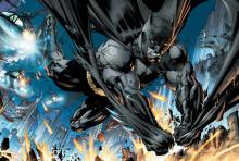 Some fantastic art from the Iconic Jim Lee