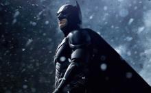 A still of Christian Bale as Batman