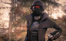 One of the perks of Fallout 1st is a set of Ranger armor from Fallout New Vegas