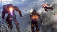 Amazing graphics coming with anthem