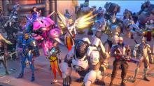 Overwatch comes equipped with a fun, colorful cast of characters.
