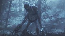 Wendigo's are a high-end version of Ghouls often found at the end of areas, and you'll hear them skittering around and growling. They are mean, they are fast.