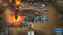 The coolest thing about MTG Arena is how it brings Legendary monsters to life!