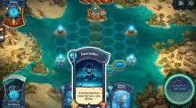 This is just one of the many awesome cards available in Faeria.