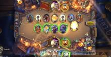 Hearthstone is pack full of amazing card animations like this!