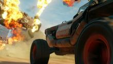 Rage 2 gives you the ability to have some epic combat in trucks, cars, anything you can find!