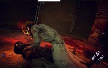 The Nurse helping a survivor sleep peacefully