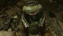 DOOM gets a complete revamp in this sexy-looking era of modern visuals