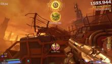 Hopping on the trend of battle royale games, DOOM Eternal implemented a new arcade mode