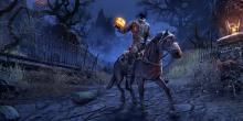 He roams at night