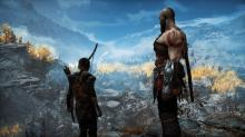 Explore the realms of ancient Norse mythology in God of War