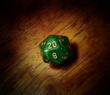 When you roll a d20, this is the result that gets everybody at the table cheering.