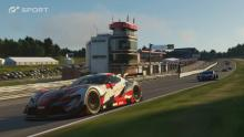 Compete against Gran Turismo Sport players from around the world