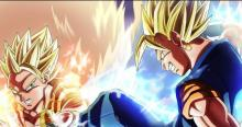 The 2 Fusions Battle