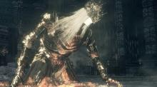 Twin prince boss fight, despite going against the wishes of Gwyn they still use some form of miracles.