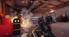 You'll have to defend or attack the objectives in each timed round in order to win