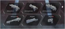 Gun categories, Apex Legends