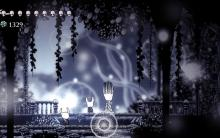 Witness the Hollow Knight's Corruption as they sit with the the King.