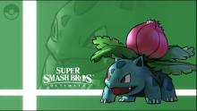 Ivysaur fans are ecstatic for his return to Smash Bros, so much that there's fan art!